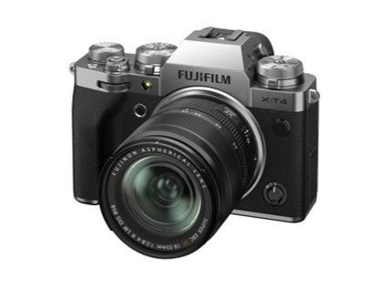 全新X系列FUJIFILM X-T4隆重登場