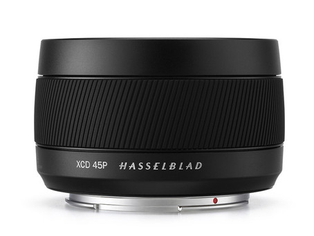 HASSELBLAD LAUNCHES XCD 4/45P