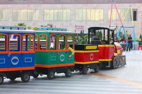 Smiles: Admission to Railroad Museum