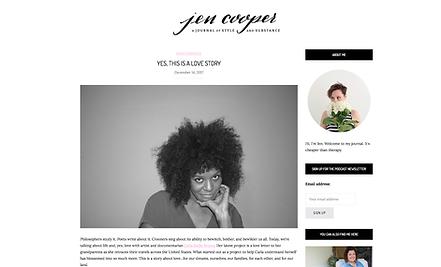 Carla Joelle Brown Hey Jen Cooper.07.52