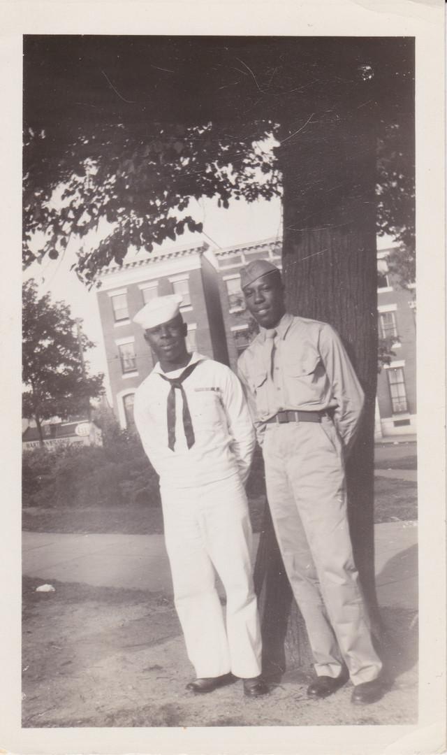 Benjamin in uniform 1946.jpeg