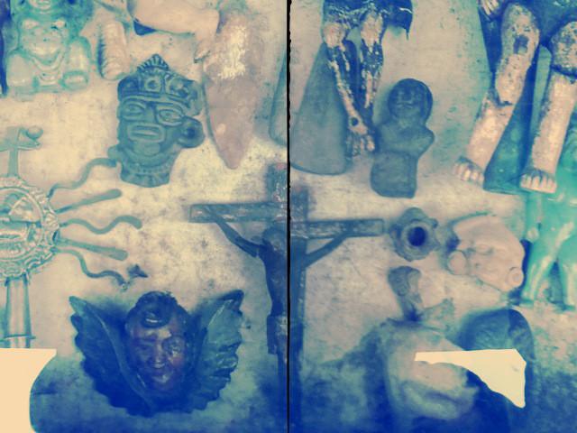artifacts, Antigua Guatemala