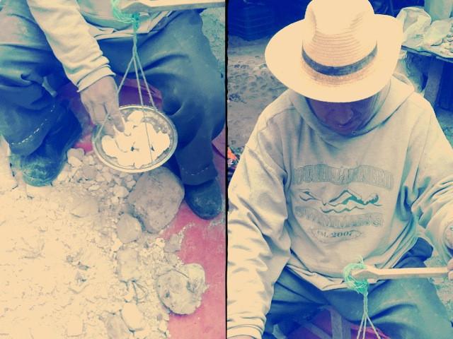 salt market, Antigua Guatemala
