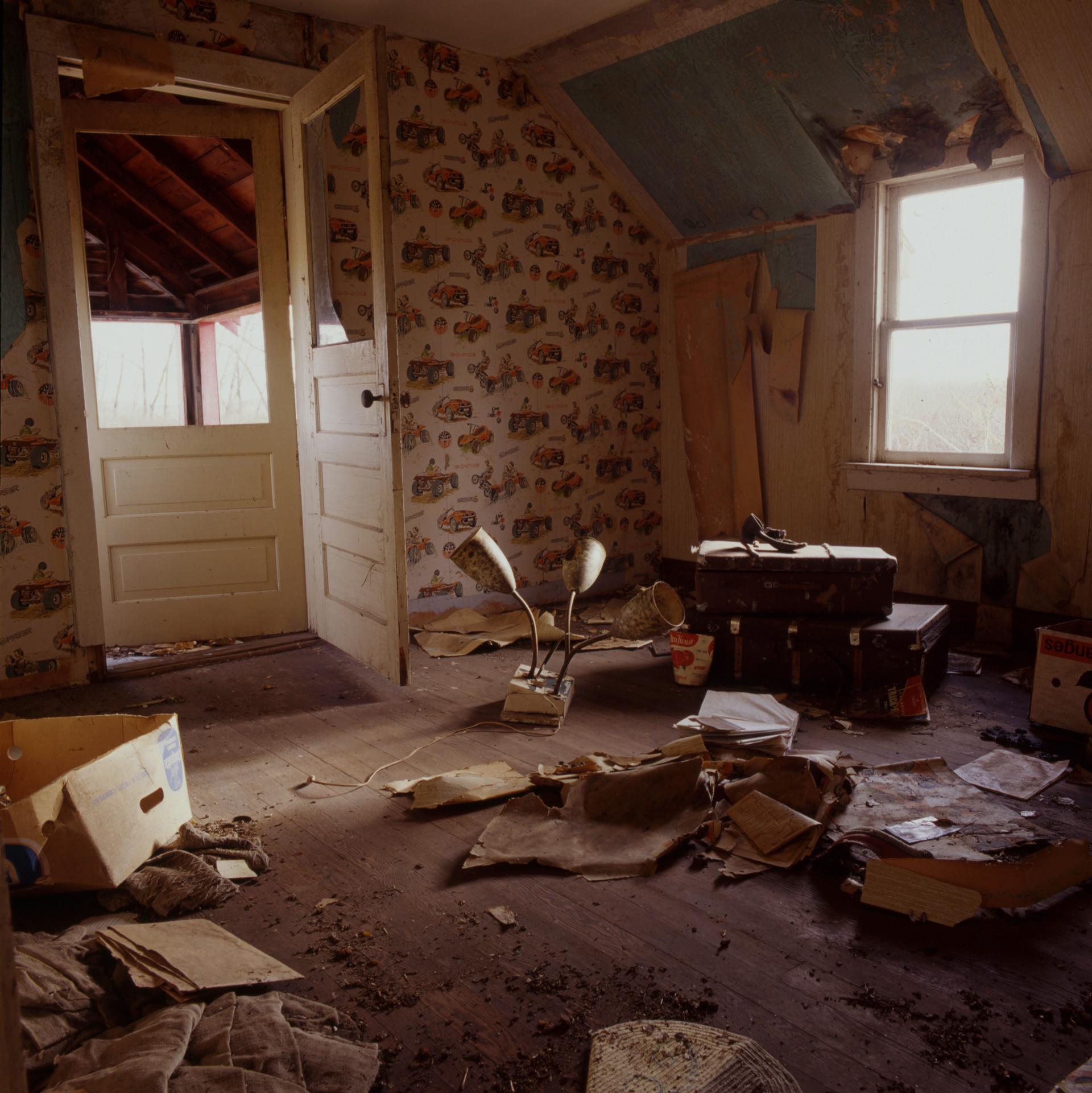 attic rooms