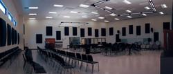 CHS Band room