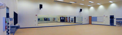CHS Dance room