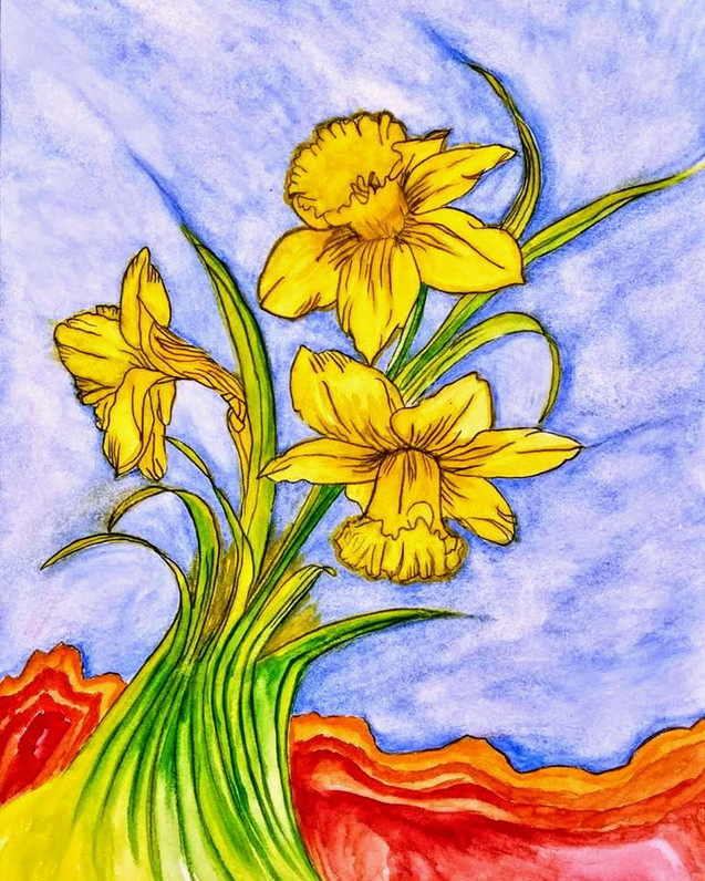 Dancing Daffodils redo 47430911_10215021