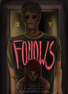 Movie Poster; It Follows