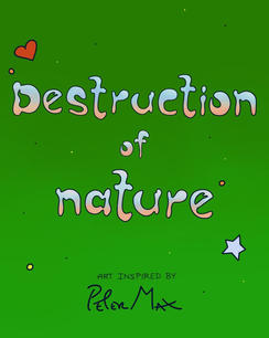 Destruction of Nature: Cover