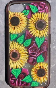 Phone Case: Sunflowers