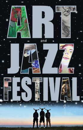 Art & Jazz Festival Poster; 2017