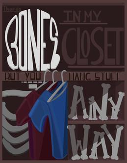 Illustrated Lyrics; Bones in my Closet
