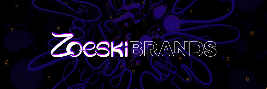 ZoeskiBrands; Banner