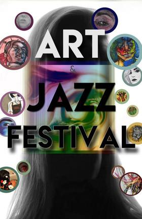 Art & Jazz Festival Poster; 2018