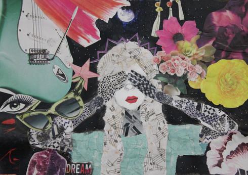 Self; Collage