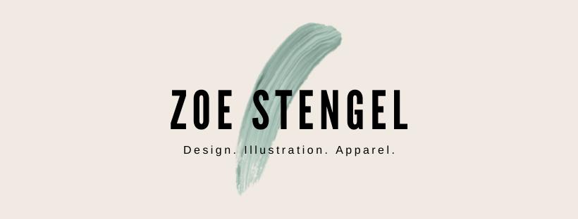 Zoe Stengel; Banner & Logo_V2