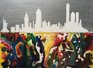 Minimal Painting: NYC