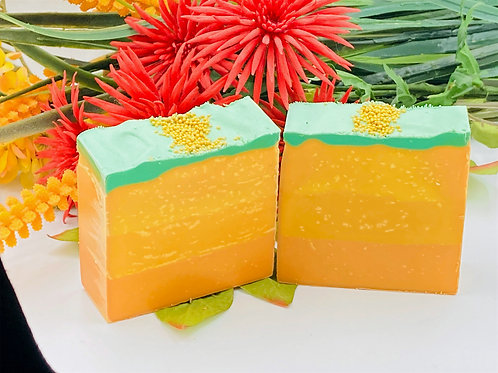 Pumpkin & Brown Sugar Soap