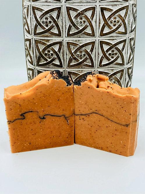 Orange Patchouli Butter Bar