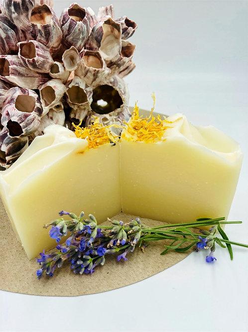 Lavender and Chamomile Shampoo Bar