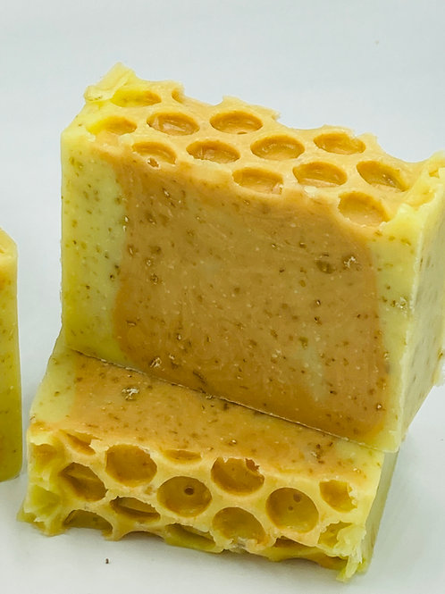 Honey with Colloidal Oatmeal
