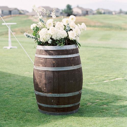 Dark Whiskey Barrel