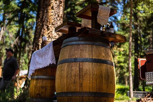 Natural Barrel