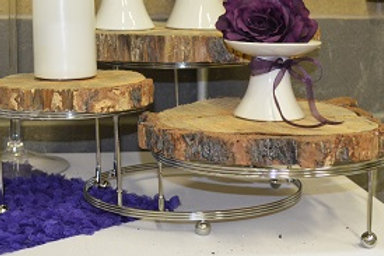 3 Level Cake Stand