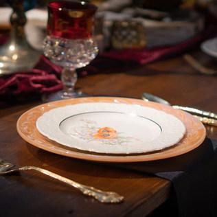 China Plateware