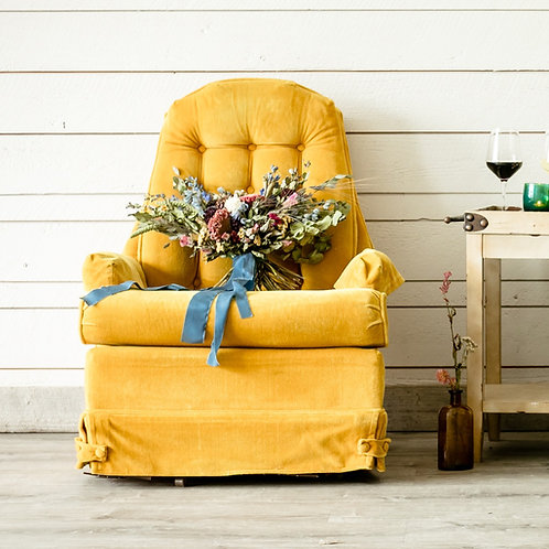 Goldenrod Rocker