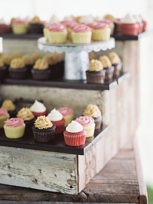 3 Step Cupcake Stand