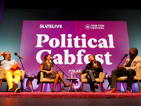 Tom Tom 2019: A Live Taping of Slate's Renowned Podcast, Political Gabfest