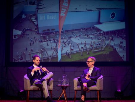 Tom Tom 2019: Civic Innovation Conference Keynote with Art Basel's Noah Horowitz