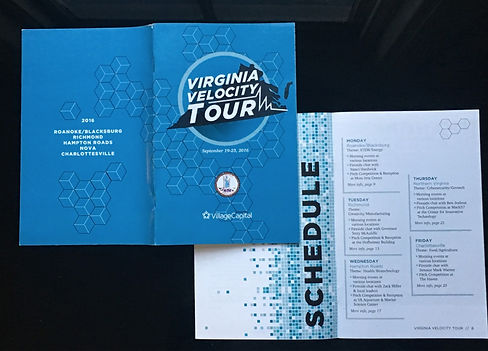 VVT Brochure Covers and TOC