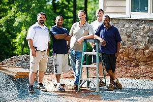Construction Crew with Over 75 Years Com
