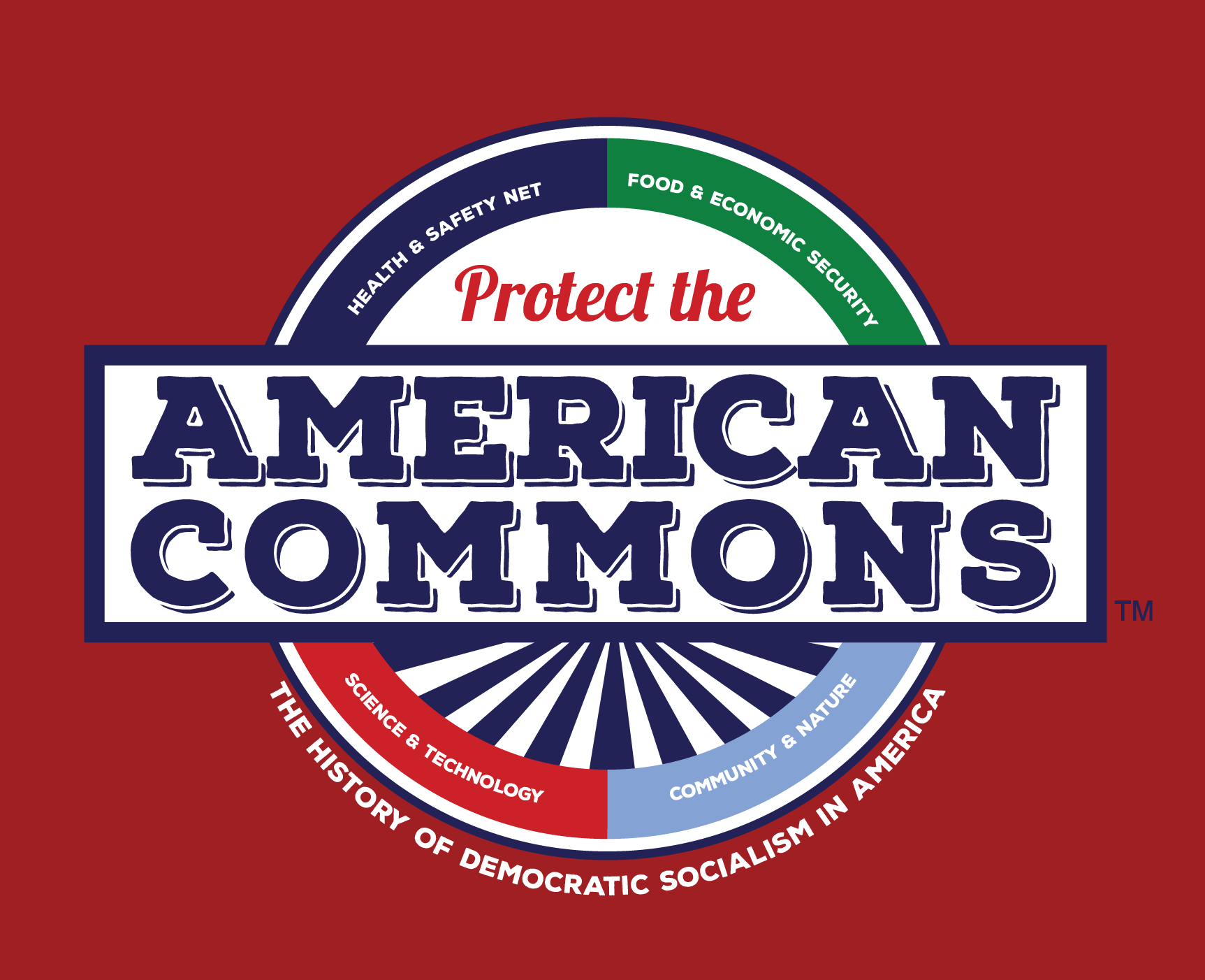 AMERICAN COMMONS BOARD GAME