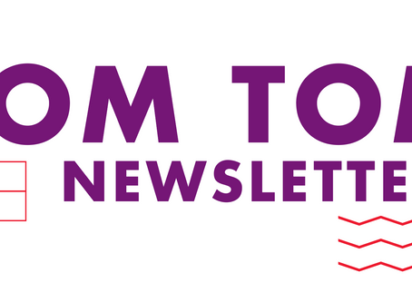 Introducing: Tom Tom Newsletters!