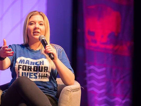 Youth Innovation: March For Our Lives Cofounder Jaclyn Corin
