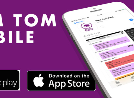 Welcome to Tom Tom's Mobile App!