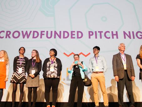 Incredible Cash, Mentorship Prizes for Aspiring Entrepreneurs at Crowdfunded Pitch Night