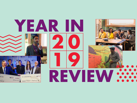 Our Year in Review: 2019