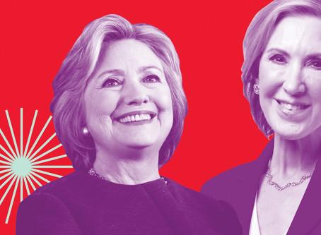 Headlining Event: Hillary Rodham Clinton & Carly Fiorina!