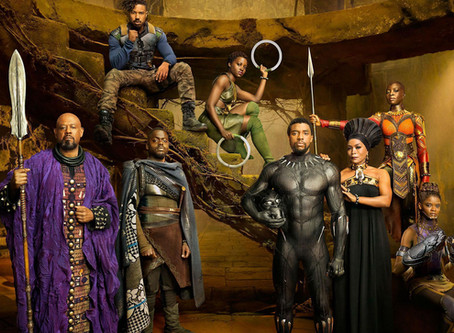 Free Screening of BLACK PANTHER and Community Fundraiser