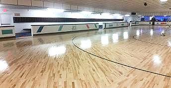 B&D Roller Rink Skating Floor