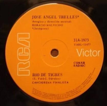 JOSE ANGEL TRELLES RIO DE TIGRES