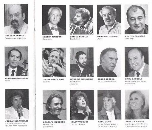 1996-ASTORTANGO - TEATRO OPERA-CANTORES -JOSE ANGEL TRELLES