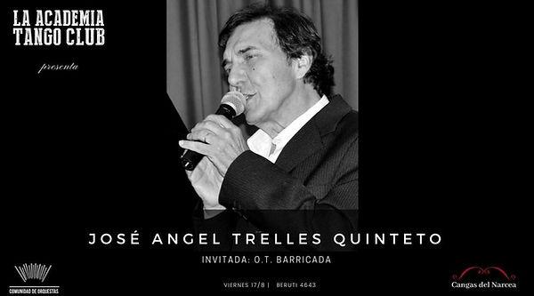 JOSE ANGEL TRELLES  ACADEMIA TANGO CLUB
