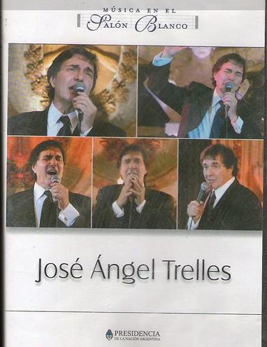 JOSE ANGEL TRELLES SALON BLANCO