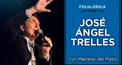 JOSE ANGEL TRELLES RADIO FOLKLORICA