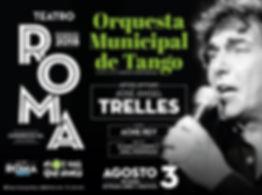 JOSE ANGEL TRELLES ORQUESTA DEL TANGO DE AVELLANEDA